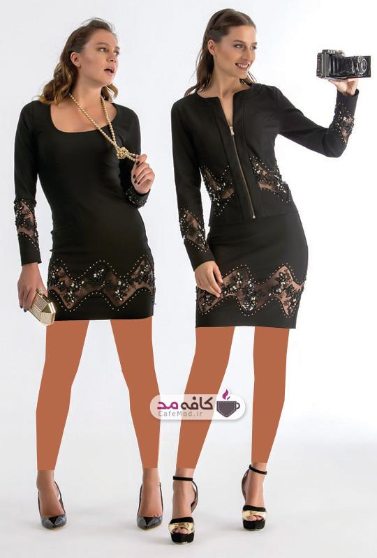 مدل لباس مجلسی و اسپرت زنانه ترکیه ای برند Nice Istanbul