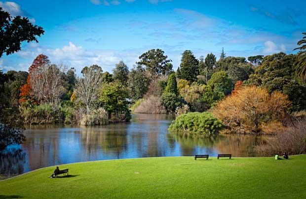 مکان های دیدنی و جاذبه های شهر ملبورن استرالیا