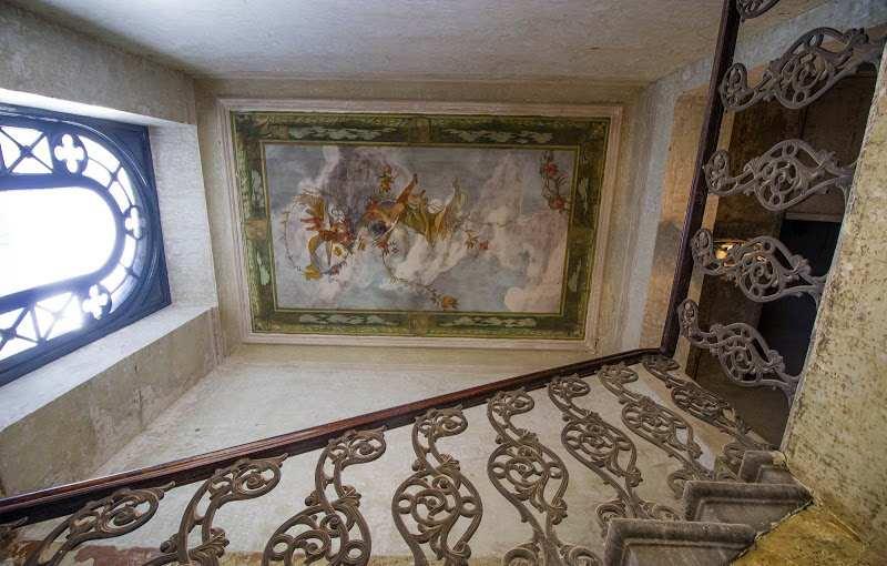 تفلیس قدیم و بناهای هنر نو
