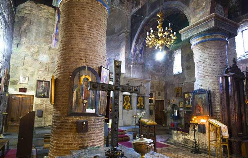 کلیسای آنچیسخاتی مریم مقدس (Anchiskhati Basilica of Saint Mary)