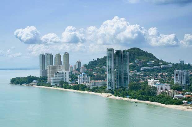 8 مکان زیبا و گردشگری مالزی و جزیره پنانگ