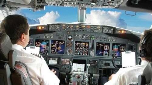 نکات جالب و خواندنی در مورد خلبان هواپیما