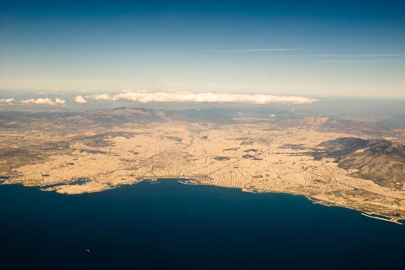 شهر آتن یونان