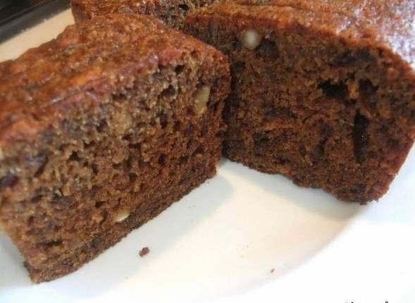 طرز تهیه کیک خرما کیک