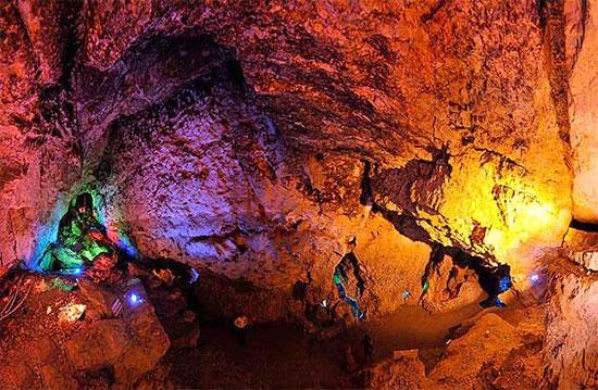 غار چال نجیر