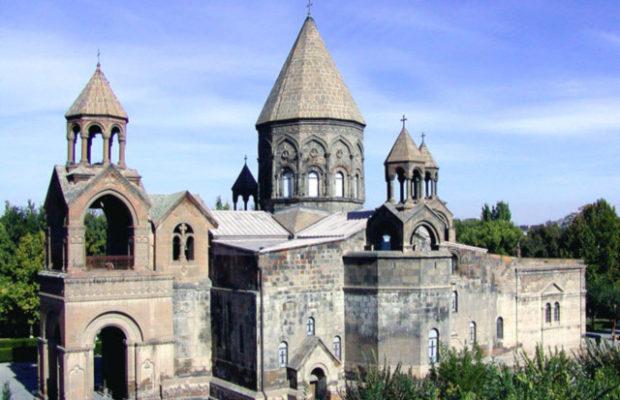 اچمیادزین (Echmiadzin)