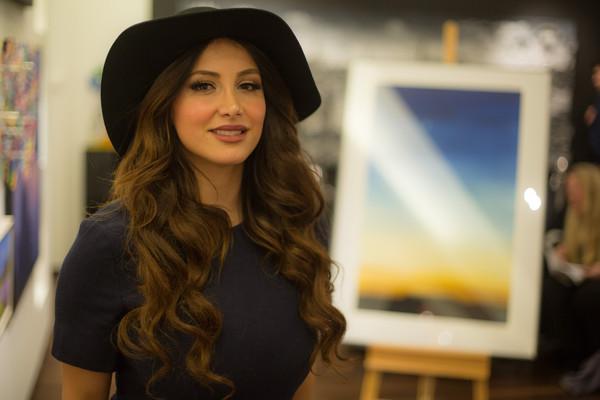 انیسا امانی بیوگرافی و عکس های دختر ایرانی بازیگر در آلمان انیسا امانی