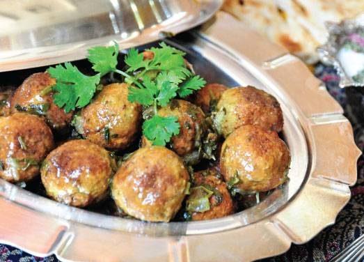 طرز تهیه گشنیز کباب غذای سنتی و خوشمزه