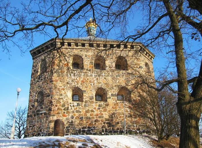 گوتنبرگ در کشور سوئد