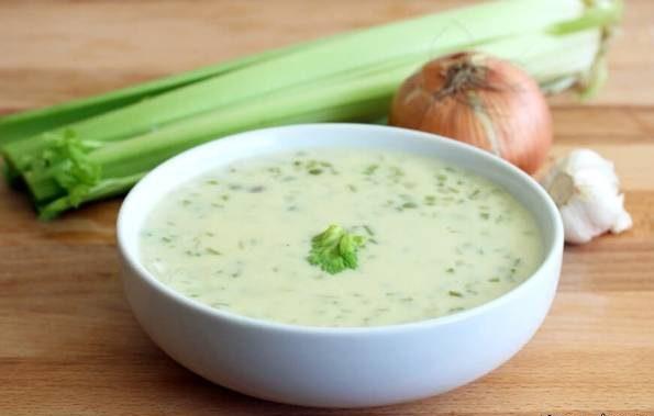 طرز تهیه سوپ کرفس پیش غذای خوشمزه