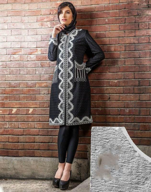 زیباترین مدل مانتوی ایرانی برند Miniature
