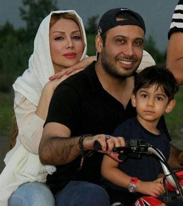 اسپاکو یوسفی همسر محسن چاوشی