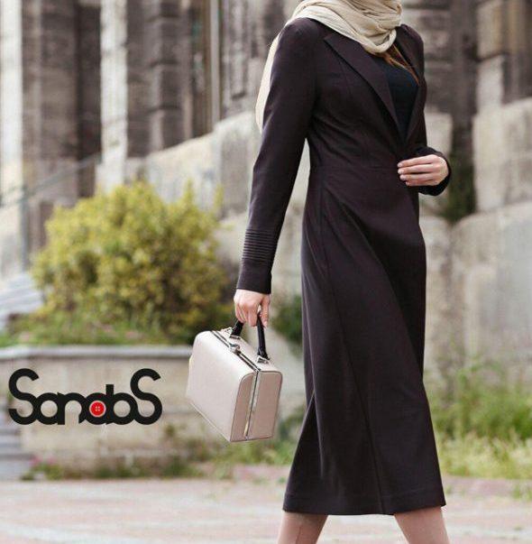 مدل مانتو تابستانی سُندُس بسیار زیبا و شیک