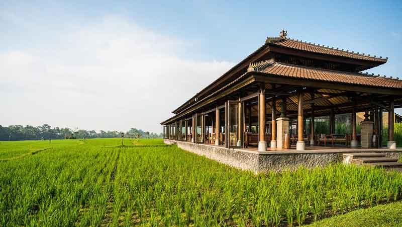 معرفی بهترین هتل های لوکس و زیبای بالی اندونزی