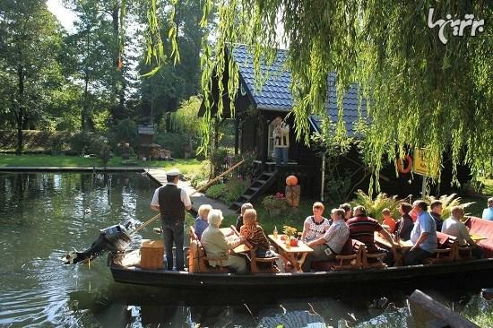 عکس های جذاب از طبیعت زیبای ونیز آلمان براندنبورگ