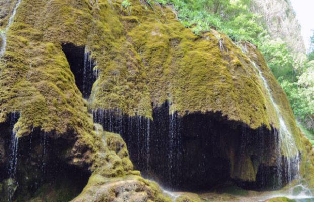 آبشار مامروت قار (Mamrot Qar)