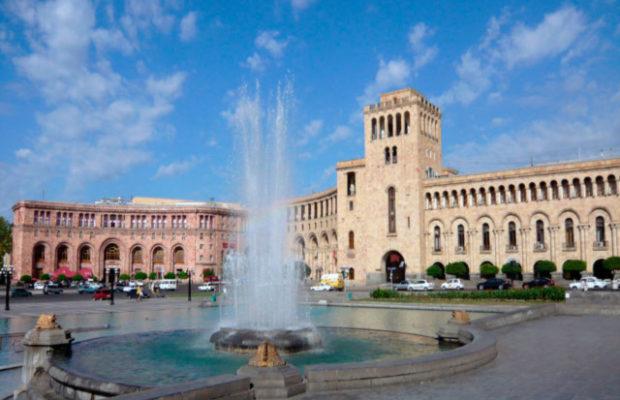 مرکز شهر ایروان