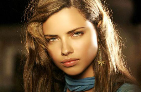 دختر برزیلی خوشگل