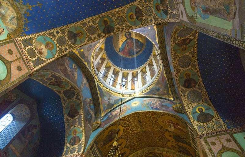 کلیسای جامع سیونی تفلیس (Tbilisi Sioni Cathedral)