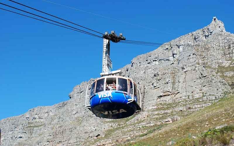 مکان های تفریحی شهر کیپ تاون آفریقای جنوبی
