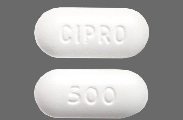 سیپروفلوکساسین