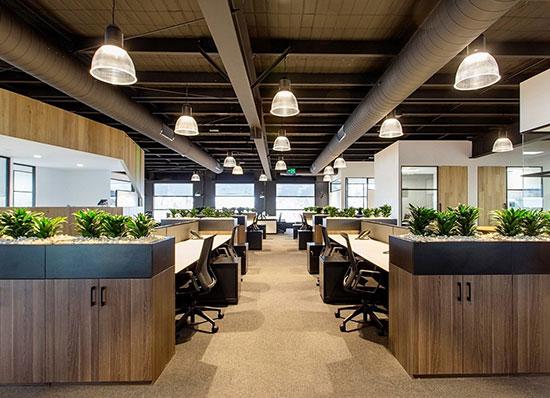 نحوه دکوراسیون محل کار برای داشتنی محیطی آرام