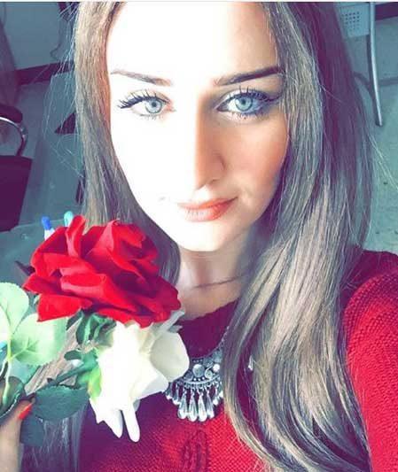 عکس های زیباترین دختر عراق در سال 2017