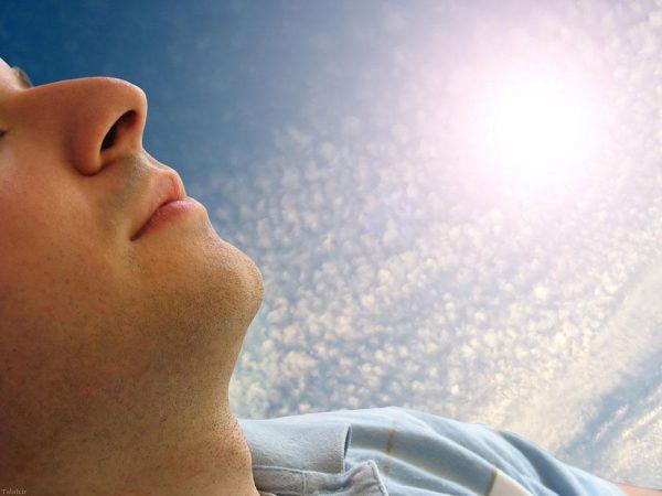 با نور خورشید افسردگی را درمان کنید و فشار خون را تنظیم کنید