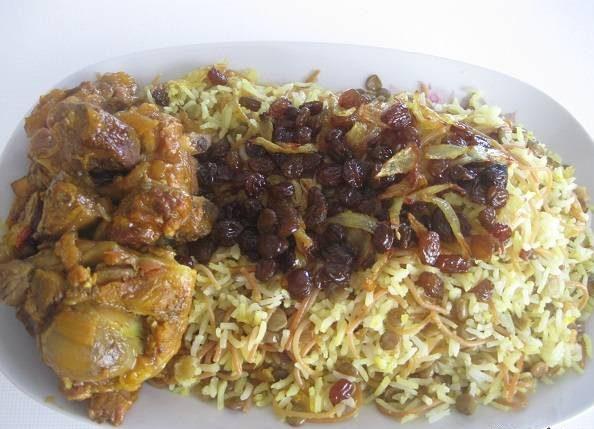 Photo of طرز تهیه پلو عربی غذای محلی و دلپذیر هرمزگان