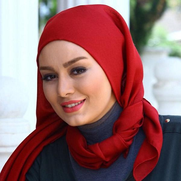 Photo of عکس از سحر قریشی در کنار مدل جنجالی الهام عرب