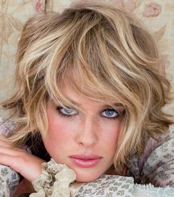 Photo of نمونه های مدل موی کوتاه زنانه و دخترانه موج دار زیبا