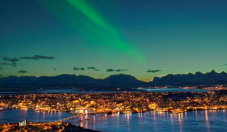 جاذبه های نروژ