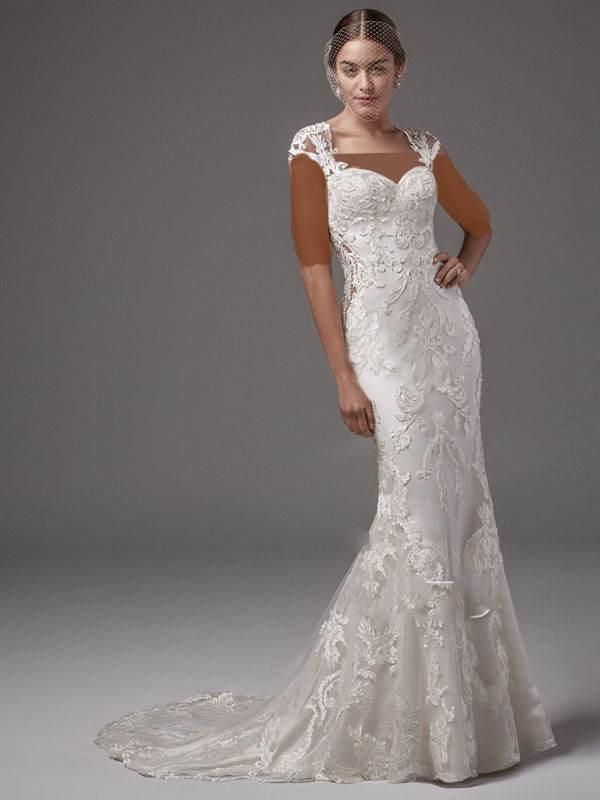 مدل لباس عروس Maggie Sottero زیبا و جذاب