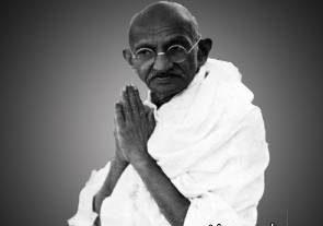 جملات زیبای گاندی رهبر هند درباره موفقیت در زندگی