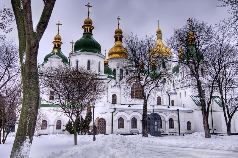 کیف پایتخت اوکراین