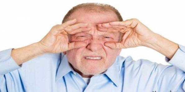 ارتباط مشکل آب مروارید چشم و دیابت 1