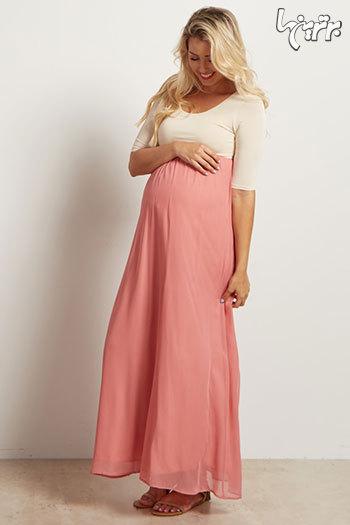 مدل پیراهن بارداری و پیراهن مجلسی بارداری