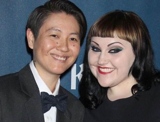 کریستین اوگاتا و بت دیتو
