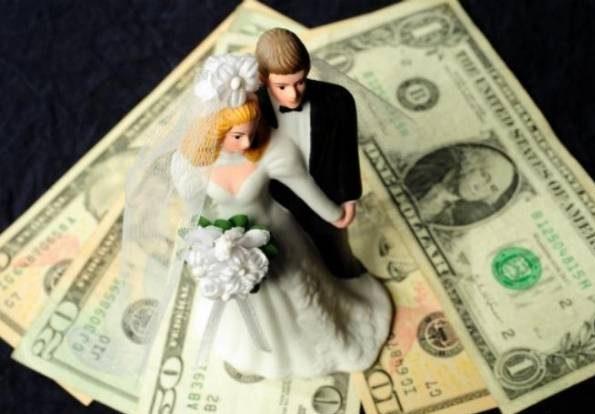 ازدواج با دختر پولدار