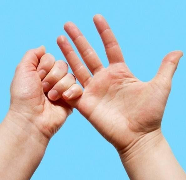 روش صیحیح ماساژ دادن دست