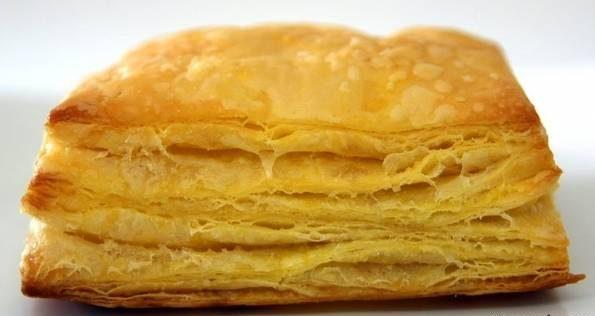 طرز تهیه خمیر هزار لا نان مخصوص انواع شیرینی