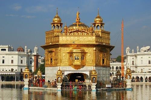 معبد طلایی پنجاب