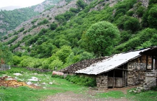 شهر بهشتی شمالی ، راهنمای سفر به کلاردشت در مازندران