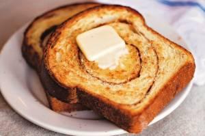 طرز تهیه نان دارچینی نانی خوشمزه و خوش عطر