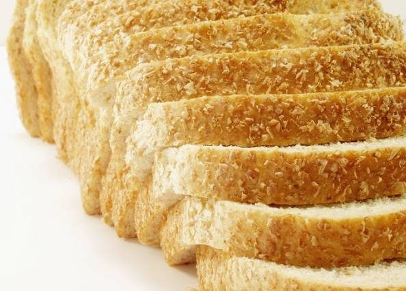 نان پوسته ای