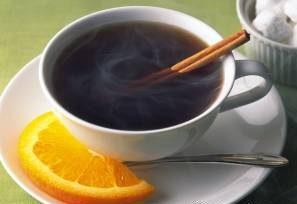 نوشیدنی گرم بخورید تا بدن شما خنک شود