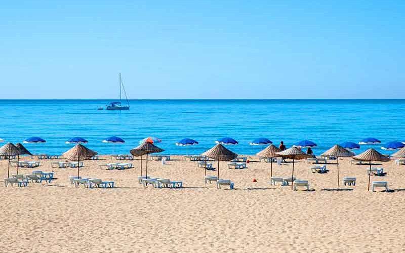 نگاهی به بهترین سواحل آنتالیا