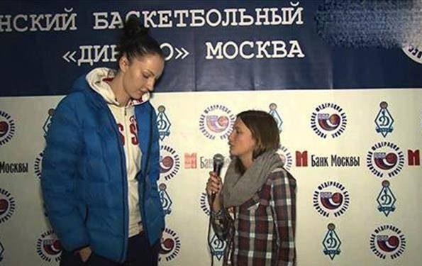 این دختر خوشگل روسی 29 ساله بلندقدترین زن دنیا است!