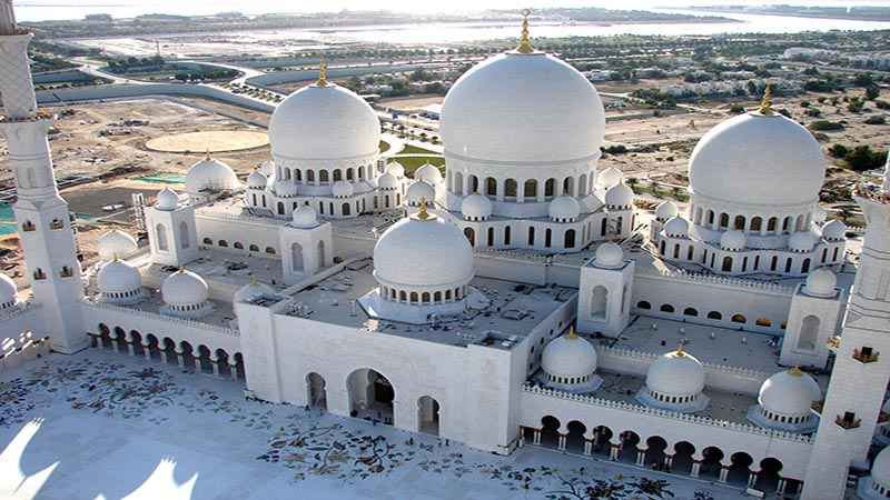 ابوظبی در امارات