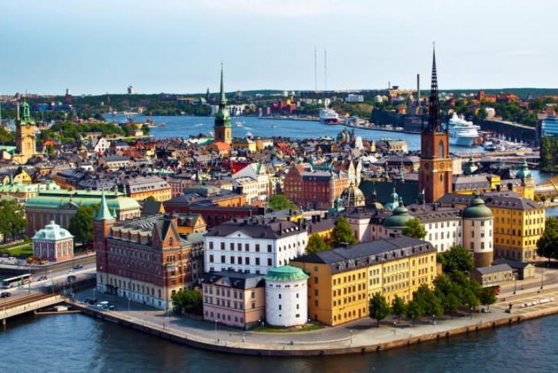 استکهلم پایتختسوئد(Stockholm, Sweden)